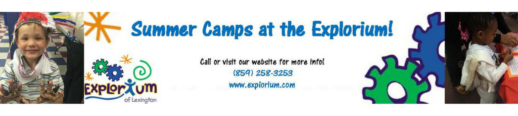 Explorium Summer Camp
