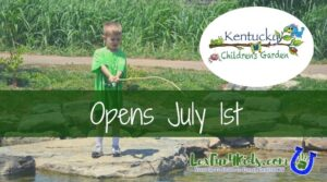 Kentucky Children's Garden Review & Events