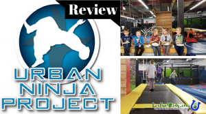 Review of Urban Ninja Project Lexington