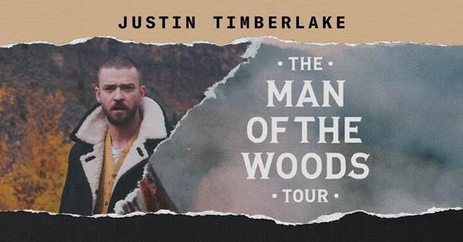 Man Woods Justin Timberlake