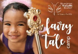 Bluegrass Youth Ballet Fairy Tale Camp 2018