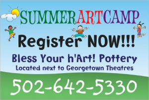 Bless Your H'art Summer Camps 2018