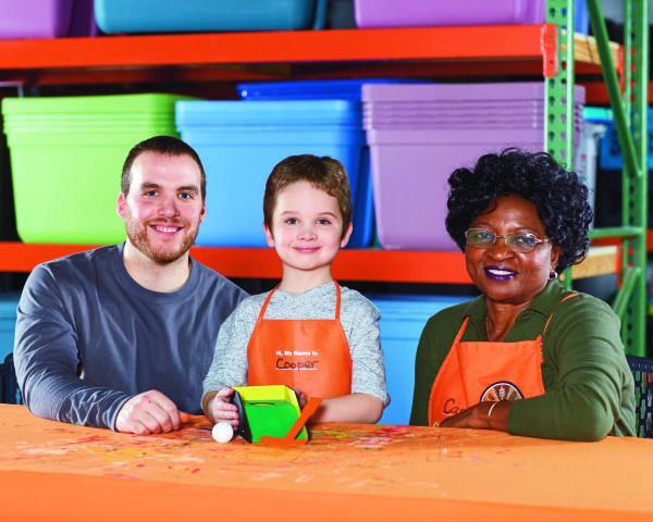 Home Depot Free Kids Workshops Lexfun4kids
