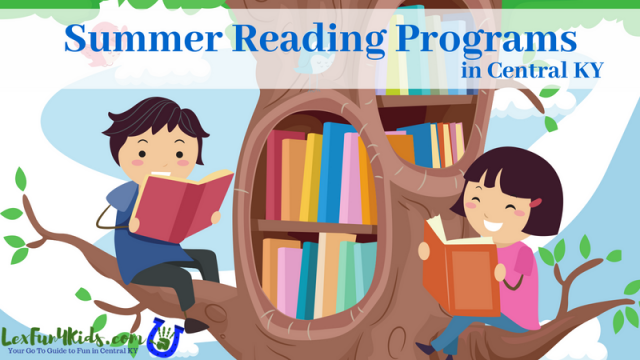 Summer Reading Programs • LexFun4Kids