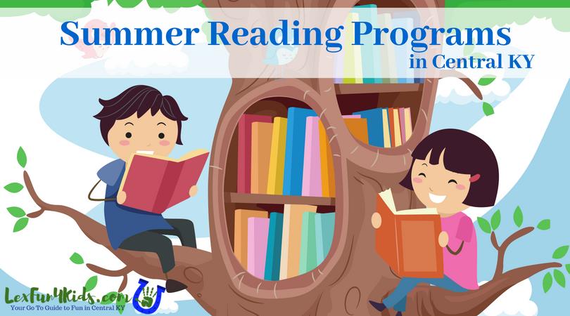 Summer Reading Programs 2021