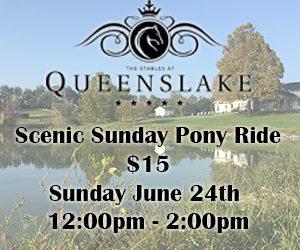 Scenic Sunday Pony Ride