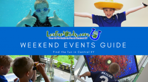 Weekend Events Guide August 17 - 19, 2018