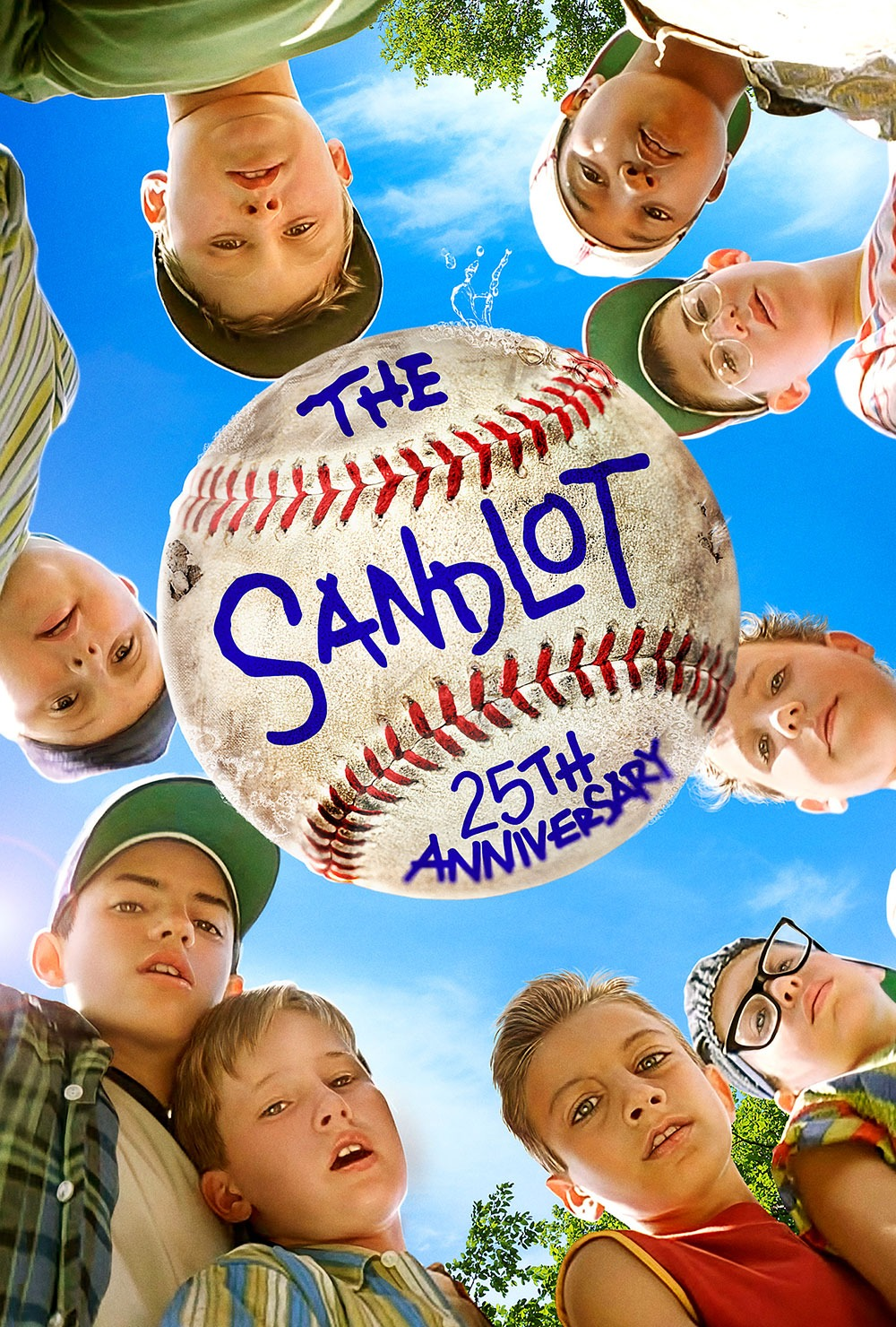 Sandlot 25th Anniversary See It On The Big Screen July