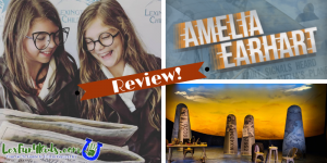 Amelia Earhart at the Lexington Children's Theatre *Review