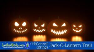 Jack O Lantern Trail Graphic