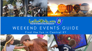 Weekend Events Guide September 21 - 23, 2018