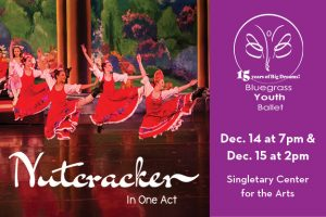 The Nutcracker in One Act
