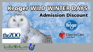 Wild Winter Days and Dare to Care at the Louisville Zoo