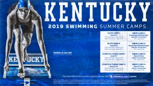 UK Summer Elite Swim Camps 2019