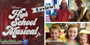 Disney's High School Musical, Jr at LCT *Review!*