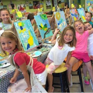 Bless Your h'Art Summer Art Camps 2019