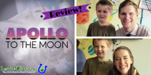 Apollo: To the Moon at Lexington Children's Theatre *Review*