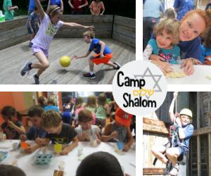 Camp Shalom 2019