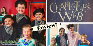 Charlotte's Web at LCT *REVIEW*