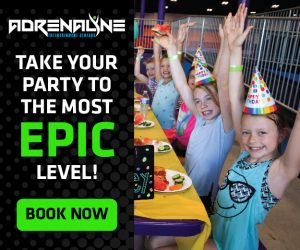 Birthday Party Guide Adrenaline Entertainment Center