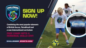Challenger Sports Soccer Camps 2019