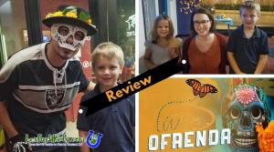 la ofrenda at LCT *Review