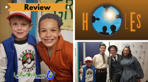 Holes at LCT *Review!