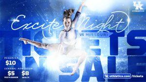 UK Gymnastics Excite Night 2020