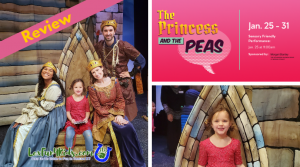 The Princess and the Peas at Lexington Children's Theatre *Review