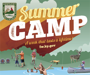 Kentucky Department of Fish and Wildlife Summer Camps 2020