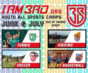 I AM 3rd Summer Camps 2020