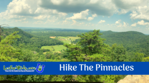 Hike The Pinnacles in Berea