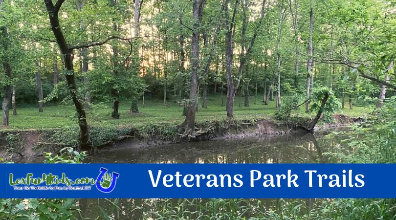 Veterans Park Trails