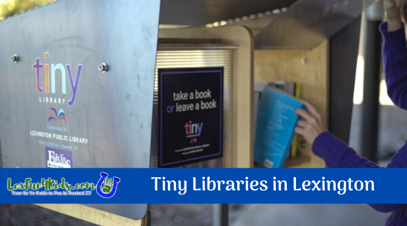 Tiny Little Free Library