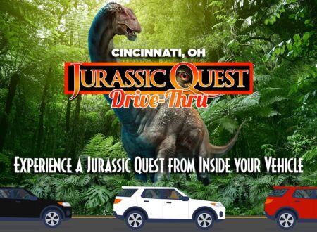 Jurassic Quest Cincinnati