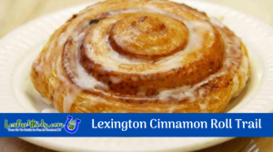 Lexington's Cinnamon Roll Trail