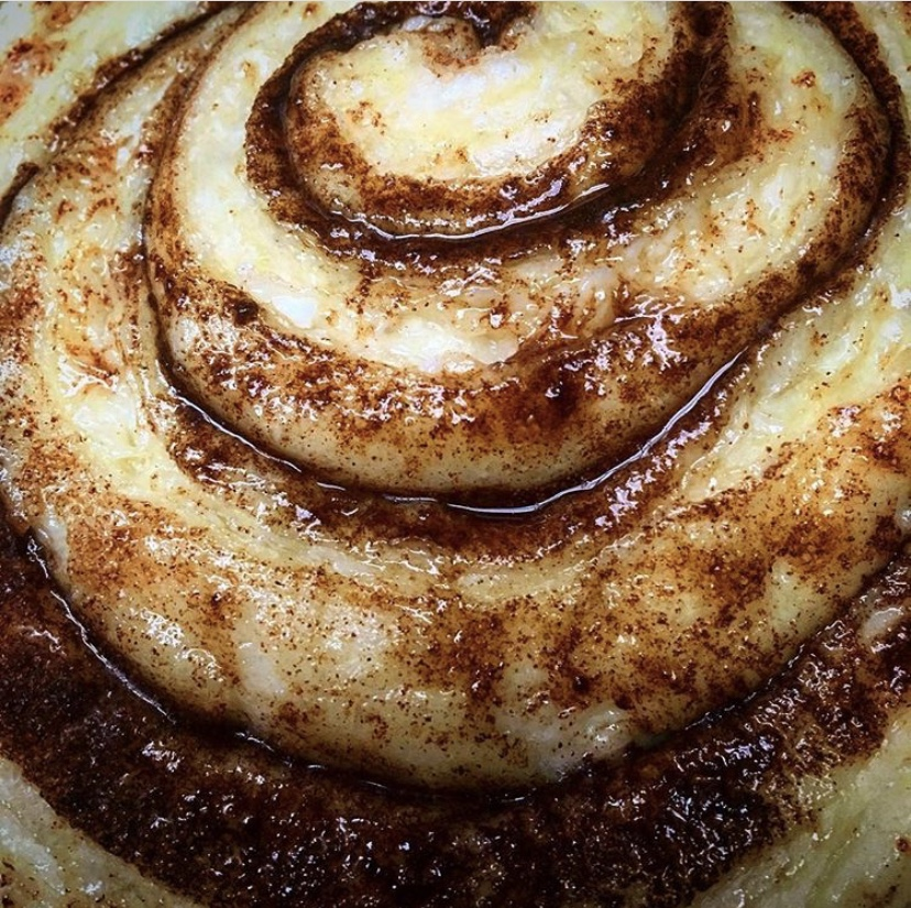 Bluegrass Baking Co Cinnamon Roll