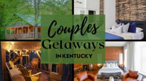 Best Kentucky Airbnb Couples Getaway Spots