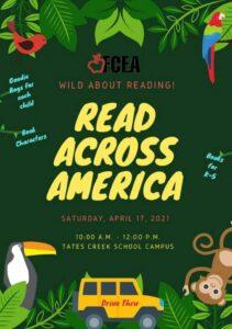 Read Across America 2021