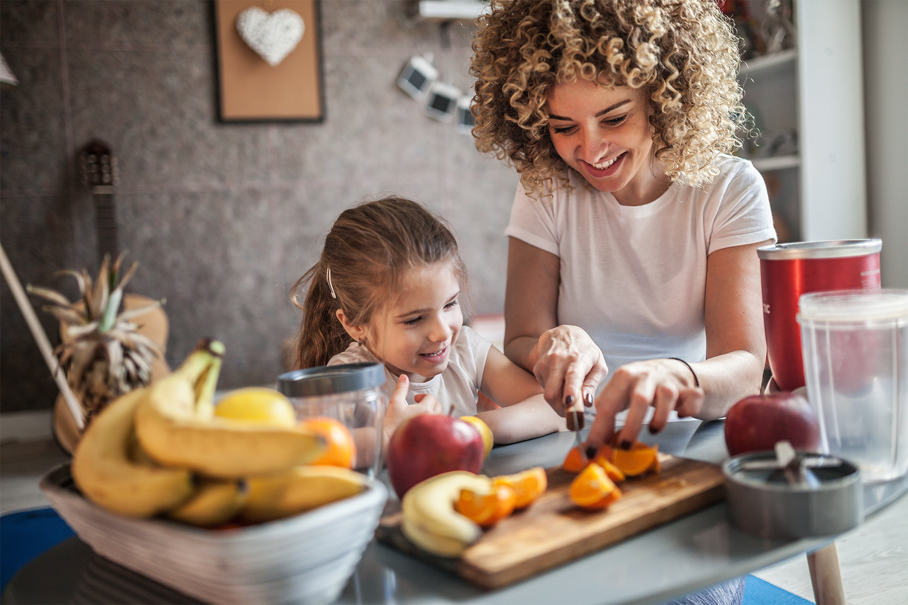 Ways to Strengthen Your Family's Immune System