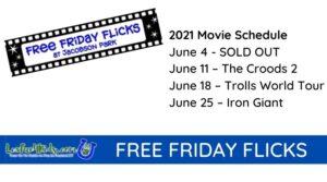 Free Friday Flicks