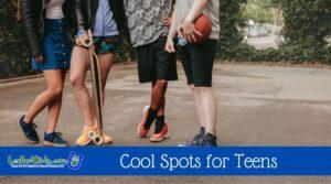Cool spots for teens Lexington