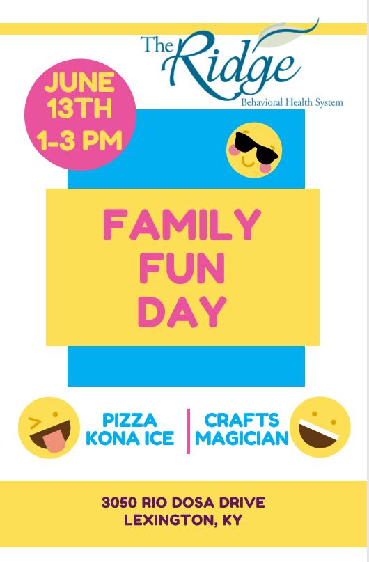 Ridge Family Fun Day