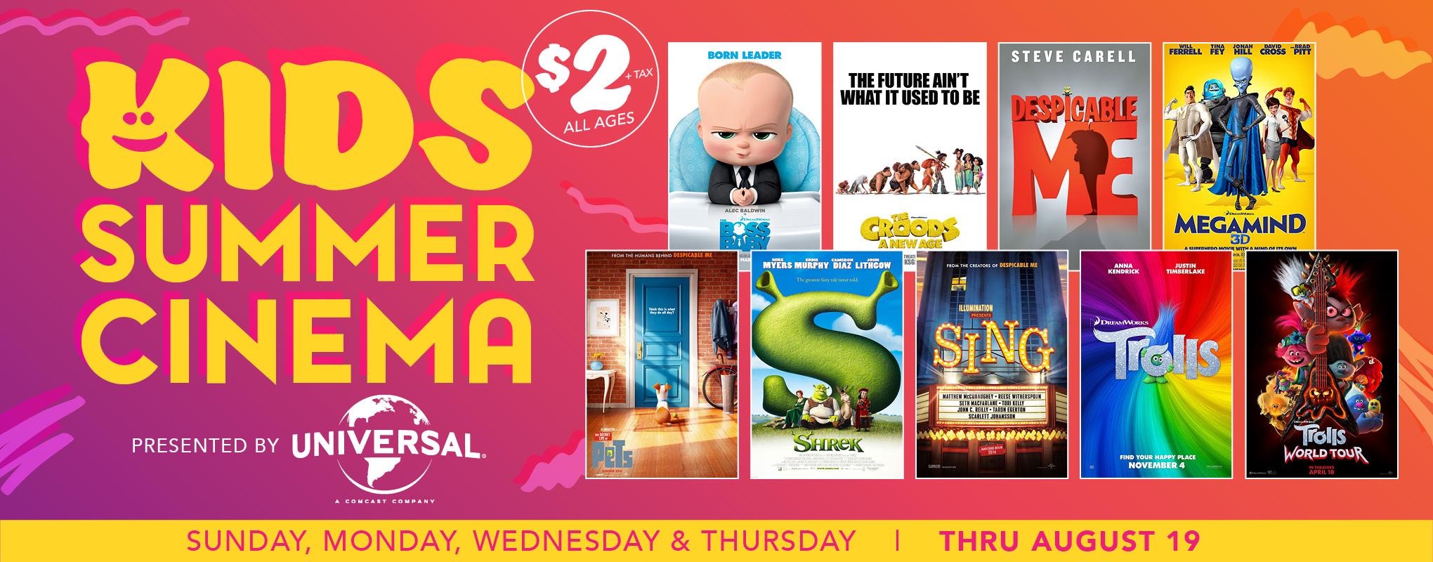 Movie Tavern Summer