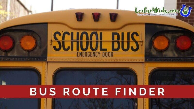 FCPS School Bus Route Finder