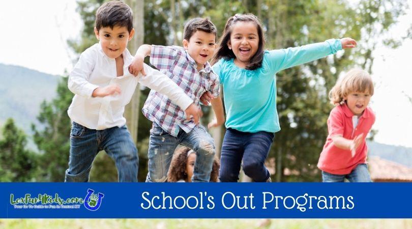 School's Out Programs Lex Fun 4 Kids