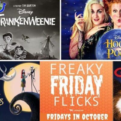 Freaky Friday Flicks - Hocus Pocus