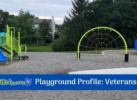 Veterans Park Playground Profile
